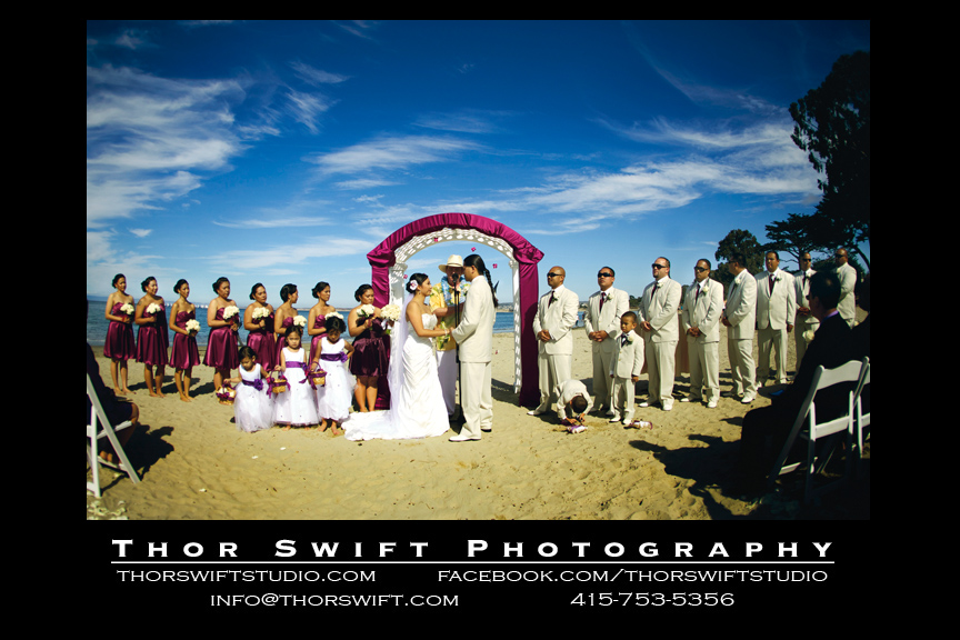 Incredible Monterey Beach Wedding Jonalyn and Joseph