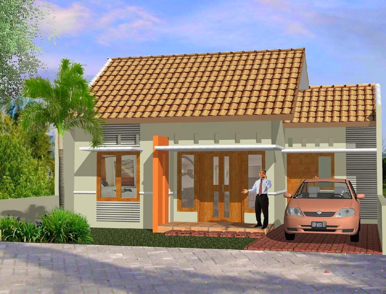 Desain Rumah Sederhana Di Indonesia  Desain Rumah