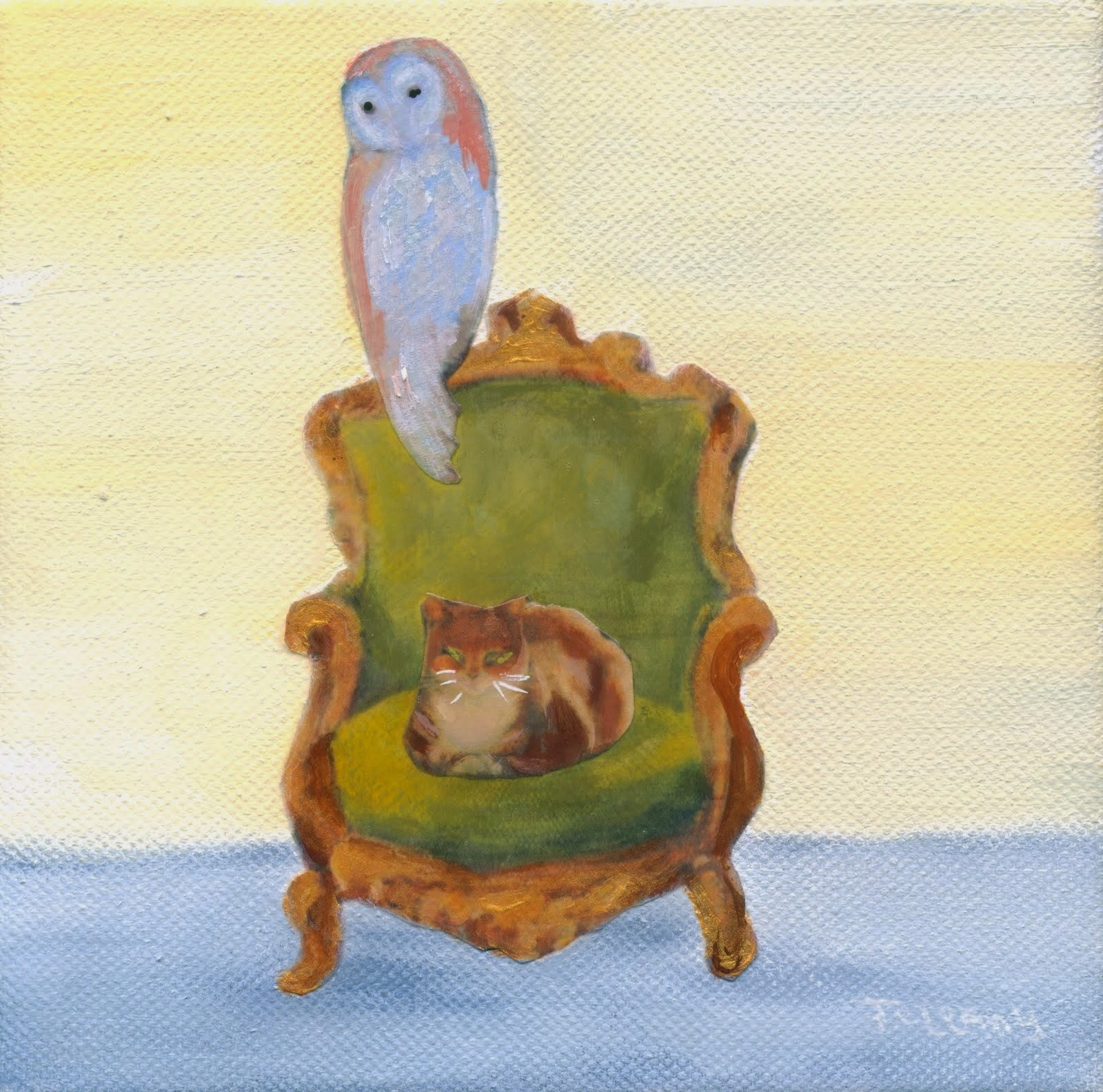 Sitting Pretty SOLD!