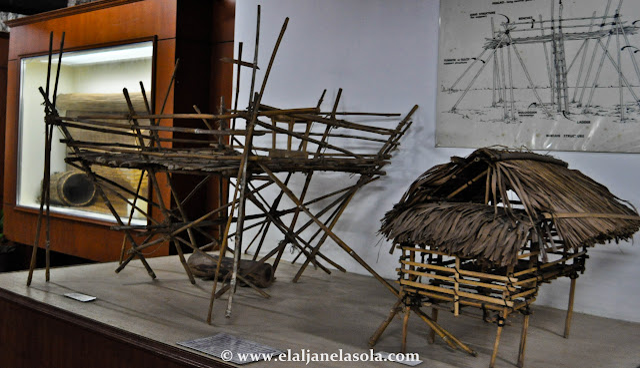 Zamboanga's Fort Pilar and National Museum, Yakan and Subanun Exhibit