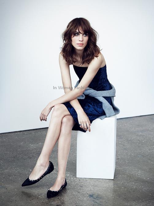 Elle Australia | December 2016, Aleyna Fitzgerald