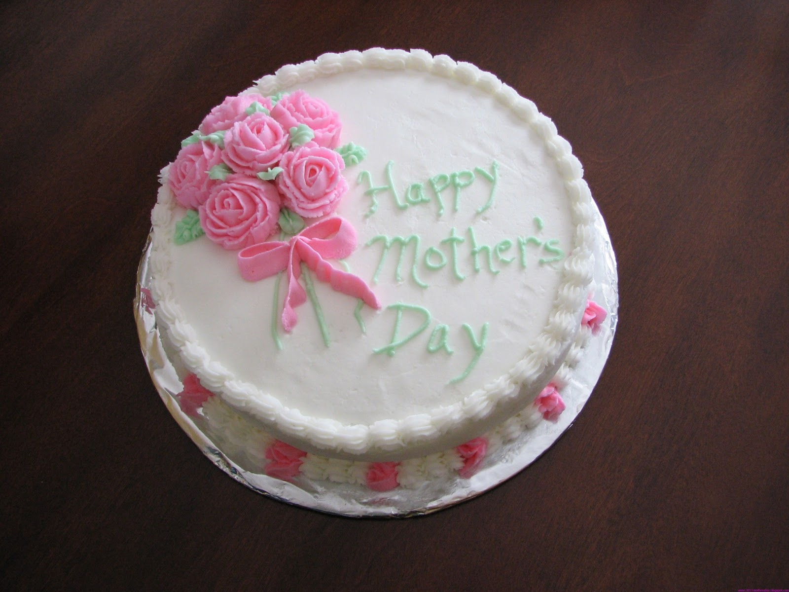 Cake Decorations For Mother S Birthday : Wallpaper Free Download: Mothers day cake Decoration And ...