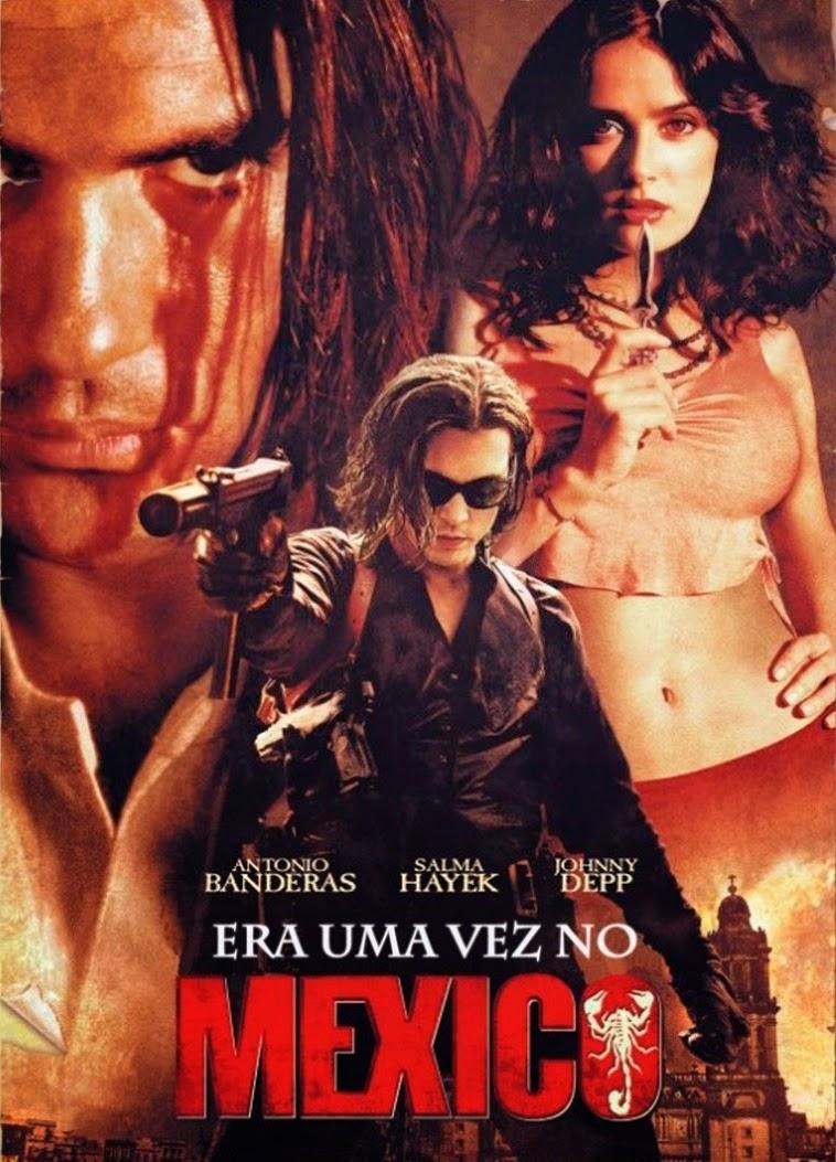Era uma Vez no México – Dublado (2003)