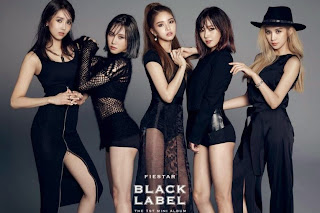 Paroles FIESTAR You're Pitiful (짠해) Lyrics