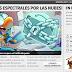 Nuevo Diario - Edición #471   ¡Lecturas Espectrales Por Las Nubes!