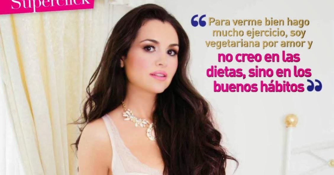 Sherlyn Para La Revista Nueva | FamosasMex