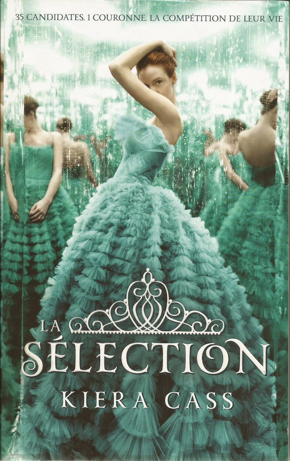 La Selection, Kiera Cass Couverture