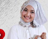 gaya Jilbab Fatin Shidqia
