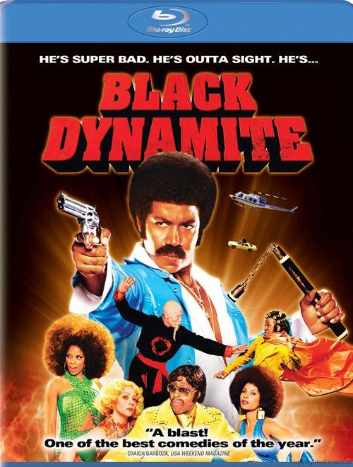Dinamita Negra ( 2009 ) Black Dynamite - 720p Dual