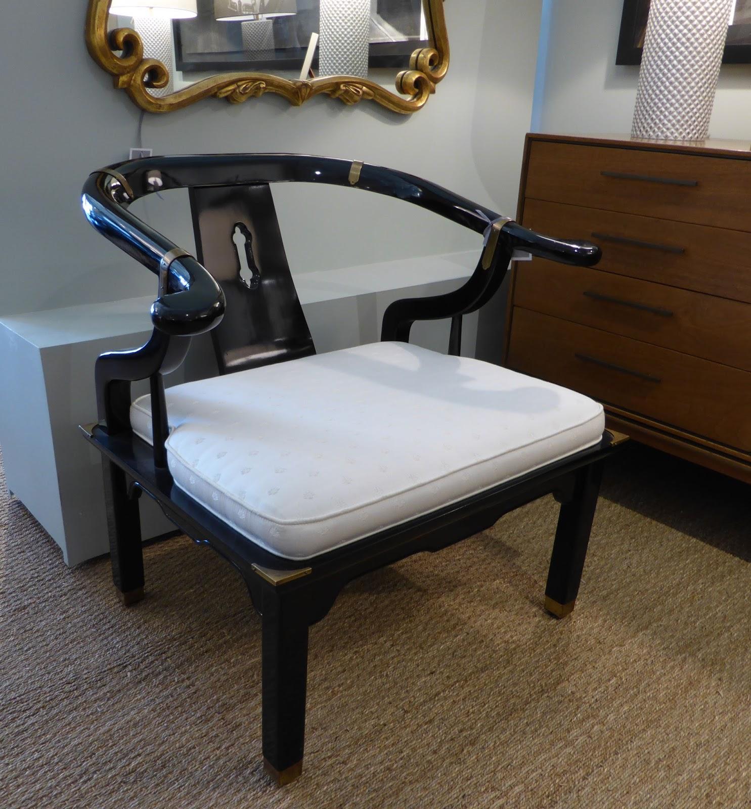 MICHAEL THOMAS Century Furniture Company Asian Modern Chairs - Asian chair asian