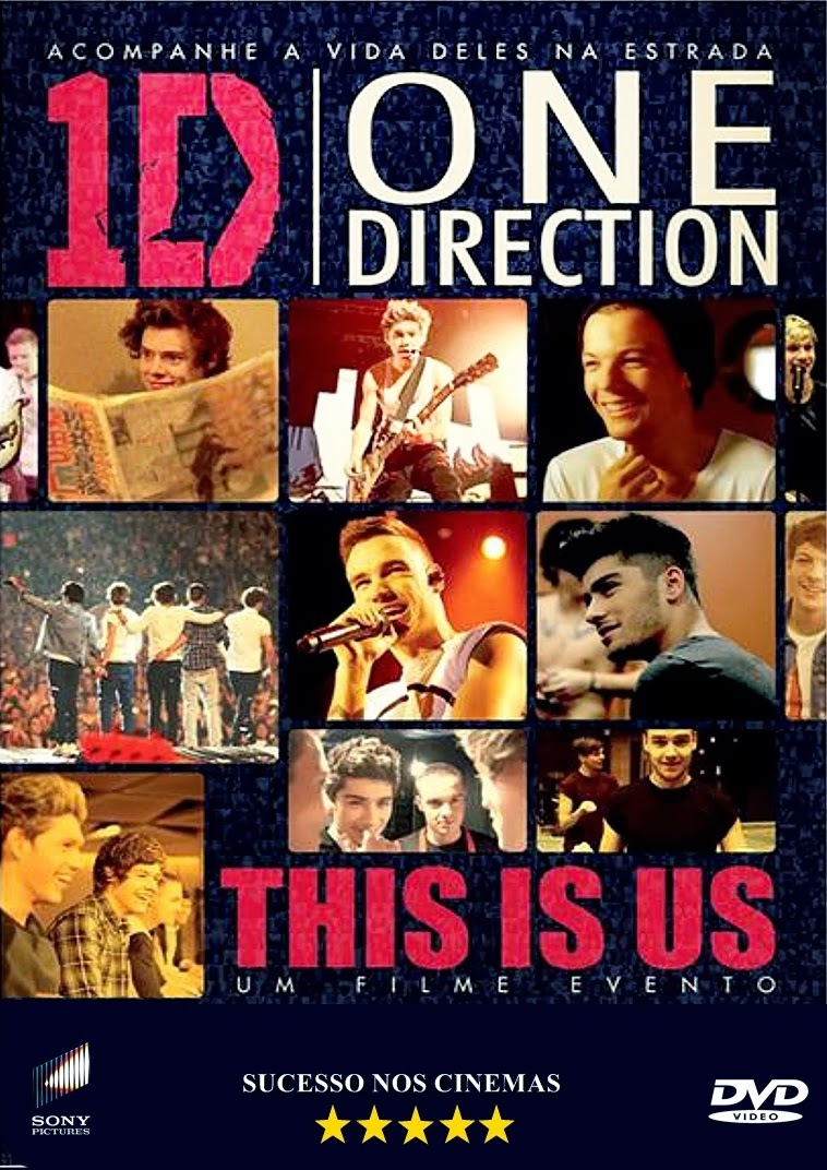 One Direction: This is us – Legendado (2013)