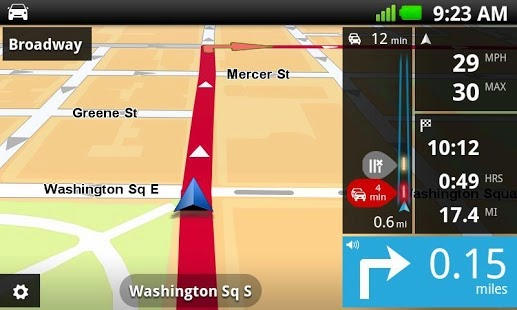 TomTom Android APK v.1.3.2 + USA Maps 930.5611