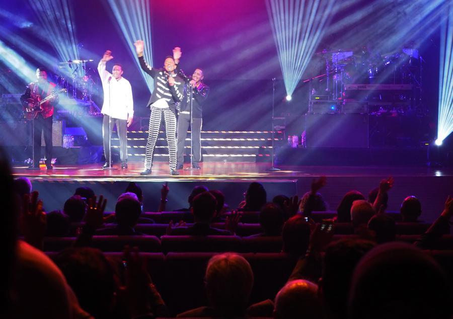 PETRONAS Malaysia Grand Prix Gala 2015 - Jackson Brothers
