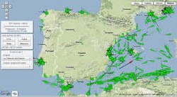 Localización de Barcos y Aviones