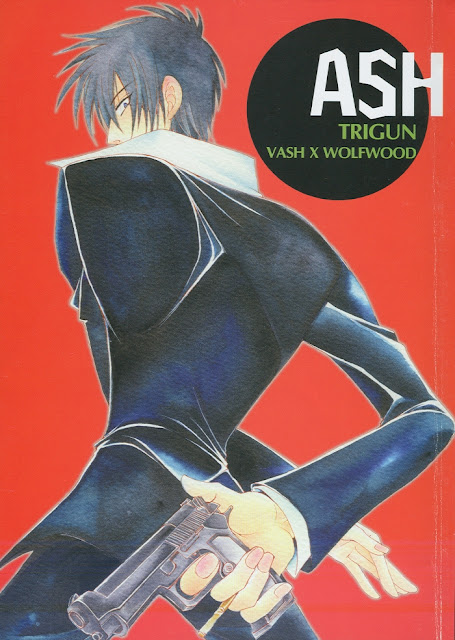 Ash - Cover