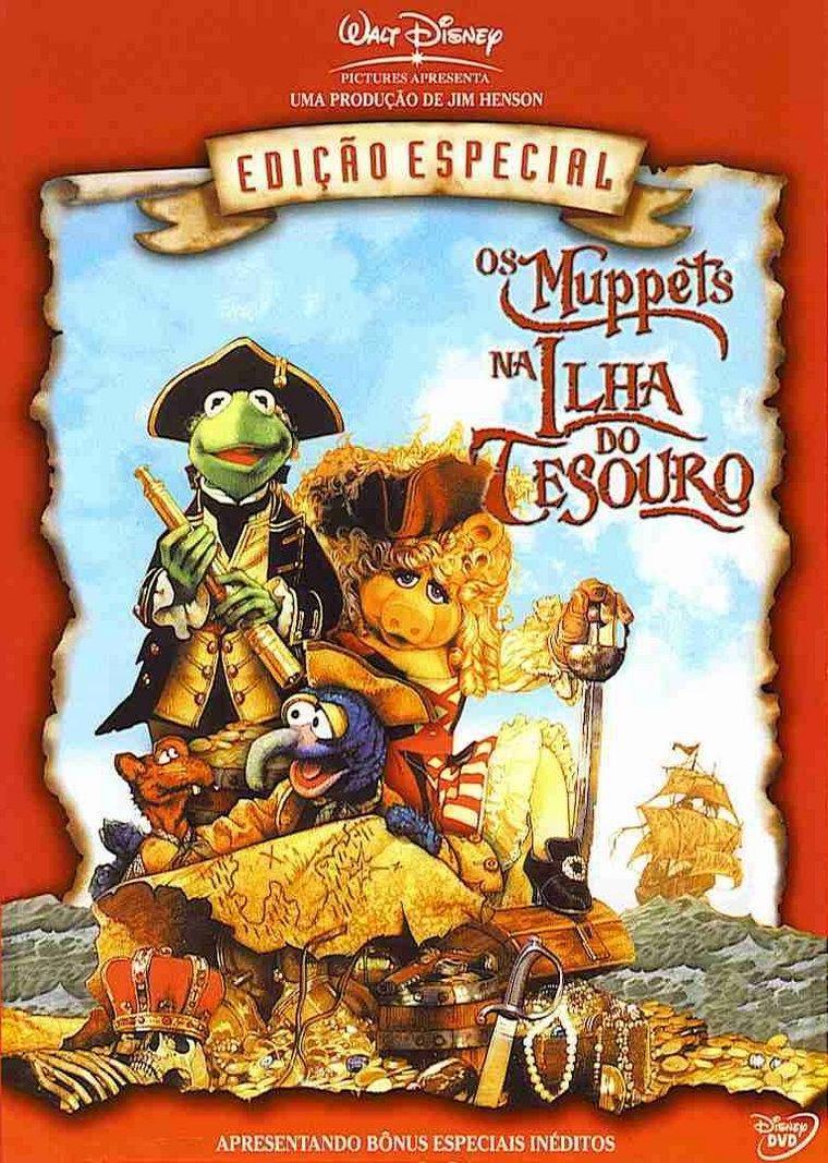 Assistir Filme Os Muppets na Ilha dos Tesouro Dublado Online