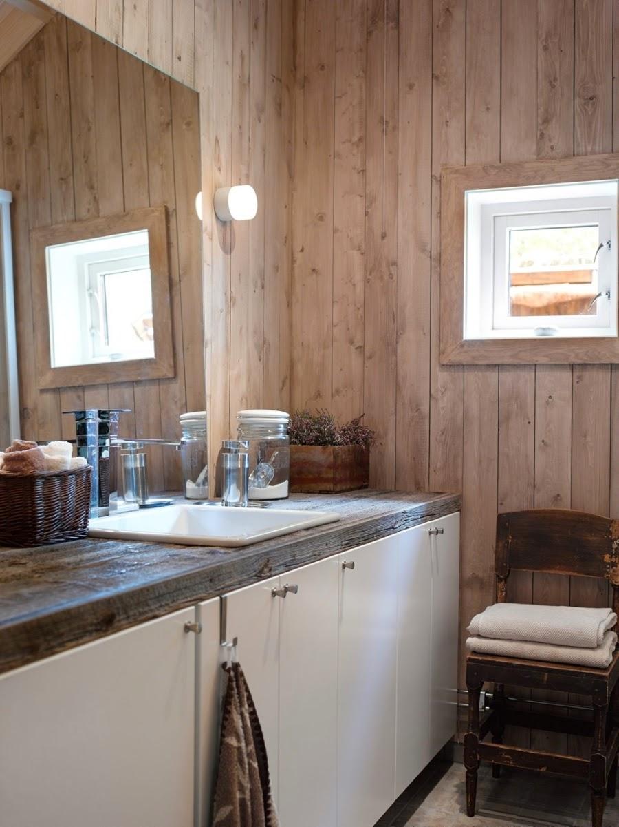 wystrój wnętrz, home decor, wnętrza, dodatki, dom, mieszkanie, dom z bali, dom drewniany, trawa na dachu, łazienka