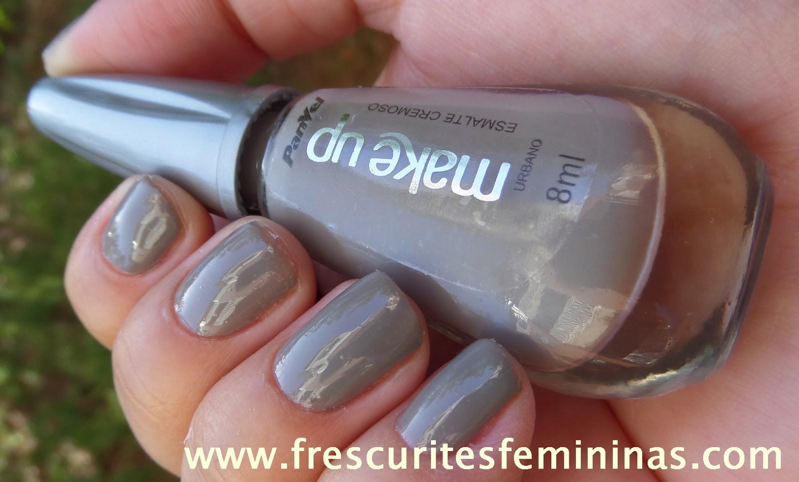 Frescurites Femininas, Nail polish, Swatch