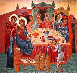LAS BODAS DE CANÁ (Mt 7,7) MATRIMONIO: Hombre y Mujer, llamados al Amor  Fiel, Recíproco y Fecundo