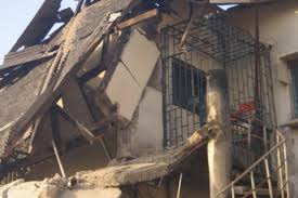 Baby, 2 brothers perish in building collapse in Lagos