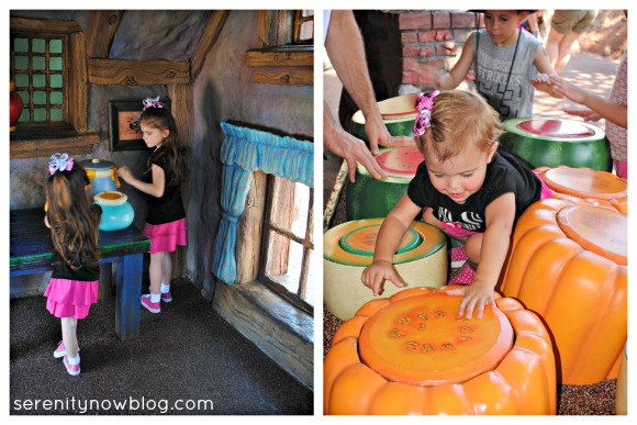 Disney's Winnie the Pooh Ride, Serenity Now blog