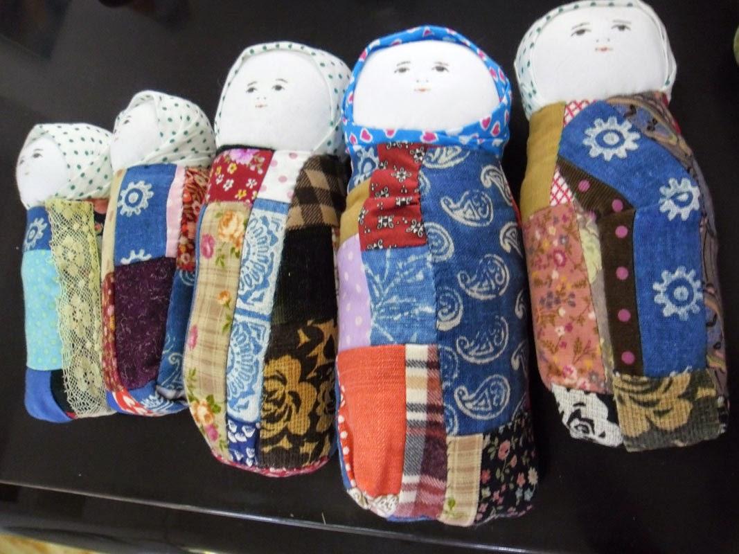 куклы пеленашки Марии Дмитриевой
