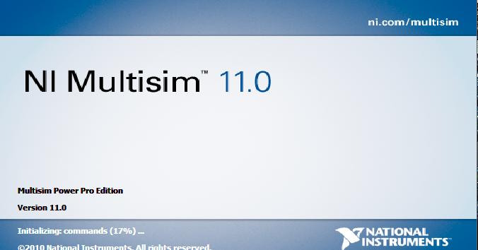 Multisim Software Options