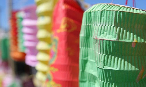 Make Your Own Paper Lanterns
