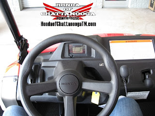 2014 Pioneer 700 UTV steering wheel gauges SALE Honda of Chattanooga TN PowerSports Dealer