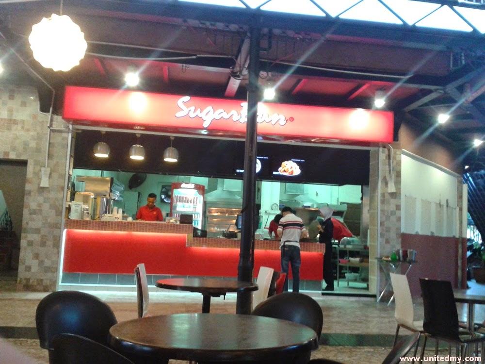 SugarBun restaurant Jalan Gaya Kota Kinabalu