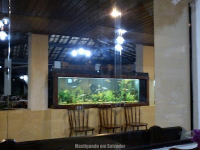 A Porteira: Decoração da loja da Boca do Rio