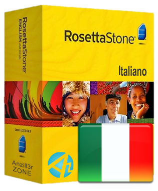 Descargar Rosetta Stone Italiano Full