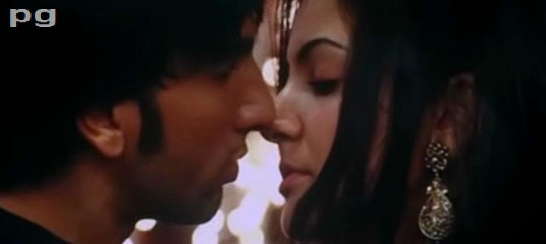 Anushka Sharma Hot Kiss