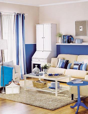 Ikea qu idea paredes a todo color for Perchas blancas ikea