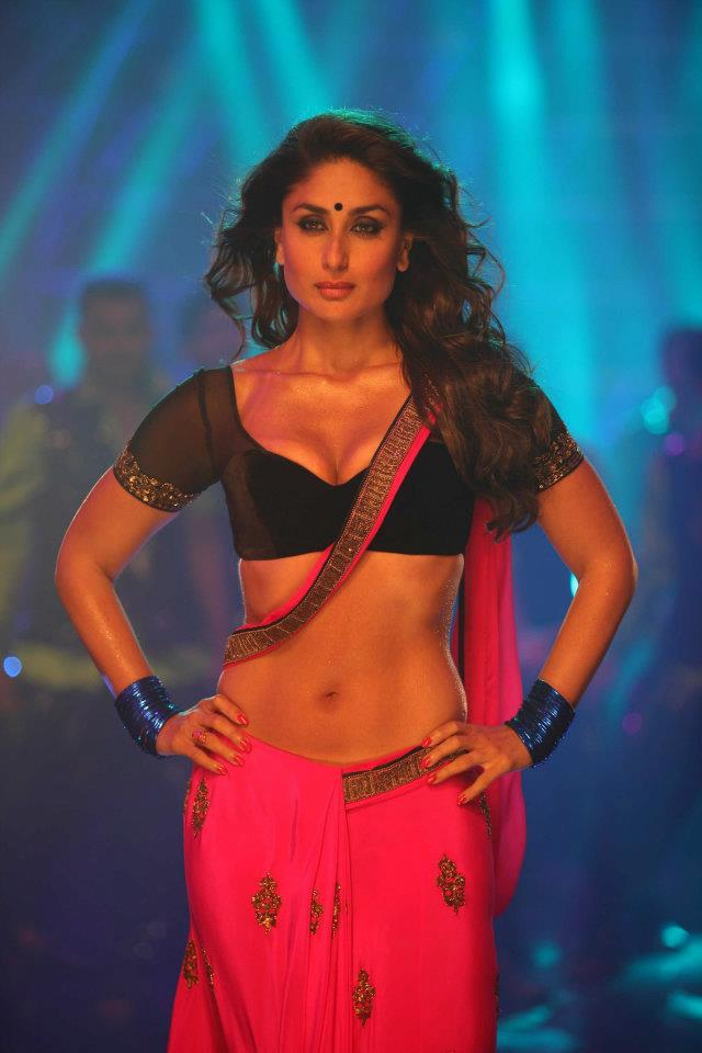 Kareena Kapoor Shows Her Curves in Halkat Jawani (Heroine)