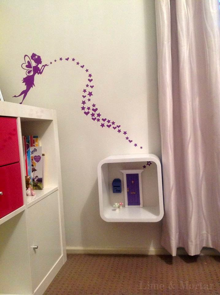 Lime & Mortar: Reader\'s Room: Fairy Bedroom