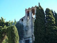 Façana principal de Sant Andreu del Far