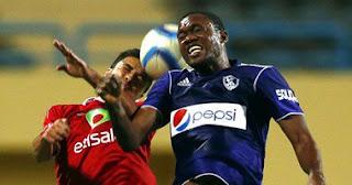 معروف يوسف لاعب وسط الزمالك النيجيري
