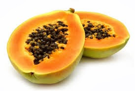 papaya facial mask