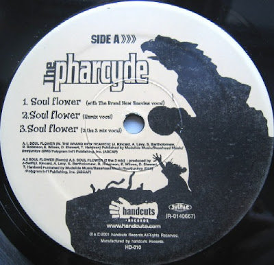 The Pharcyde – Soul Flower (Japan VLS) (2001) (320 kbps)
