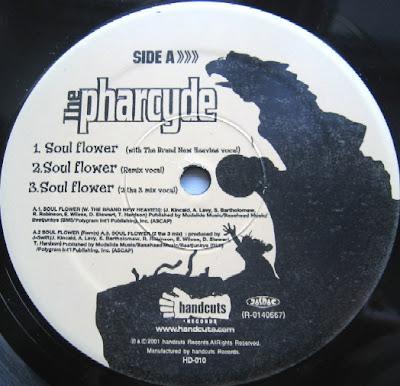 The Pharcyde – Soul Flower (Japan VLS) (2001) (320 kbps)