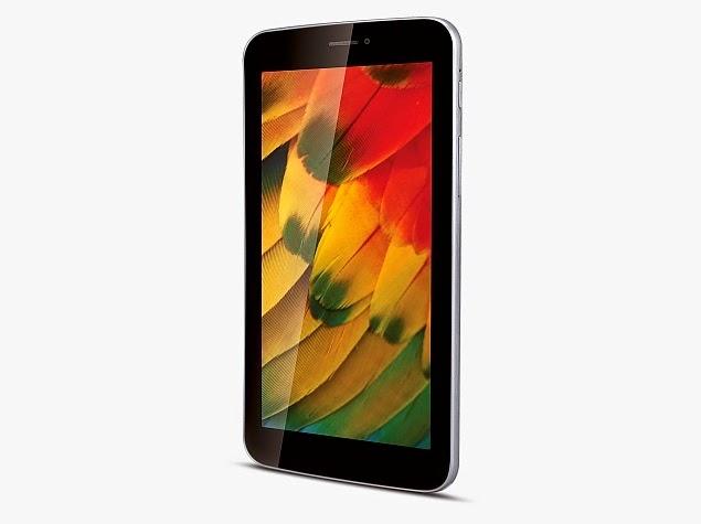 iBall Slide 3G Q7218 tablet