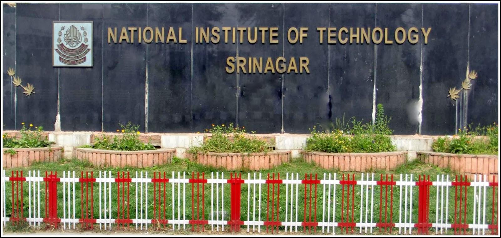 neeraj khandal from nit srinagar