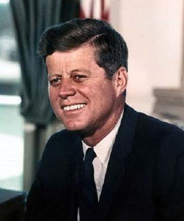 Kennedy UFO