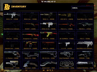 screenshot Counter Strike Point Blank Offline 2015