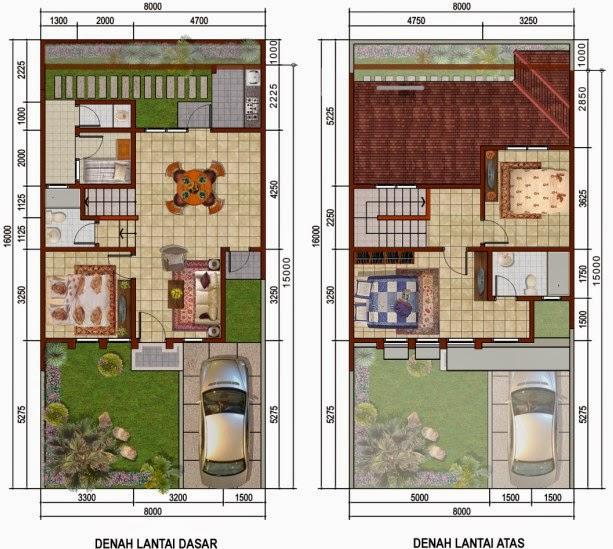 beberapa desain rumah minimalis terbaik