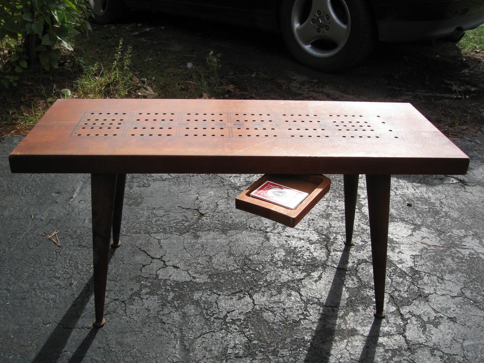 Drueke Cribbage Board