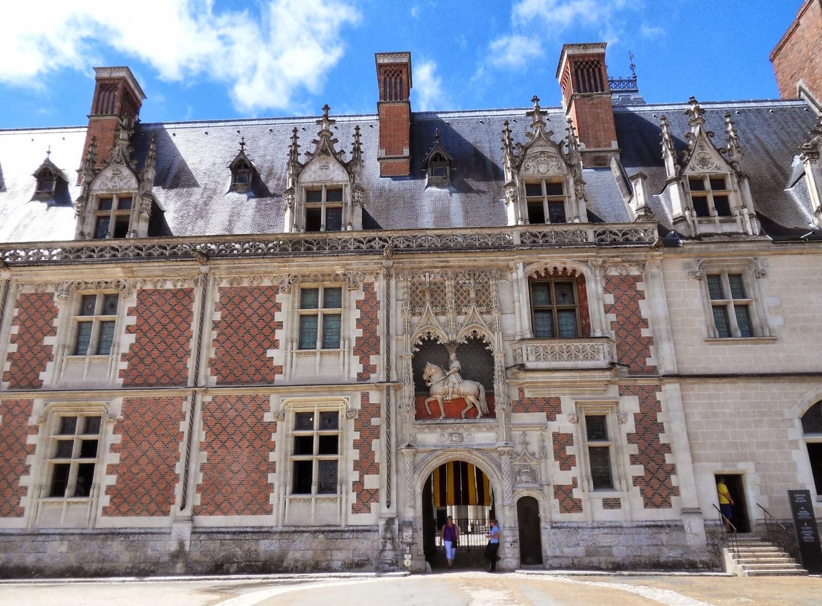 Diana 39 s cook blog les villes de blois de tours et d for Scene d interieur blois