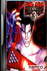 Tekken 3-cover