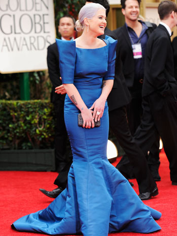 GOLDEN Globes 2012: WORST Dressed according to moi*